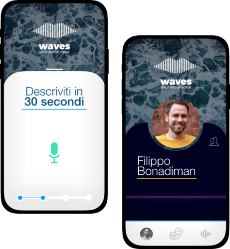 Waves - Your social voice - Filippo Bonadiman.001